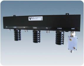 PROCOM 3-Kanal Hybrid Ringkoppler für 3 Tetra Funkgeräte