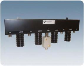 PROCOM 4-Kanal Hybrid Ringkoppler für 4 Tetra Funkgeräte