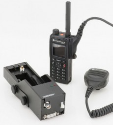 WeTech WTC676 Motorola Passiv Plus Ladehalterung