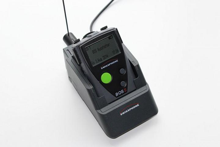 70cfff13376e4 Swissphone BOSS 915 V mit Ladegerät