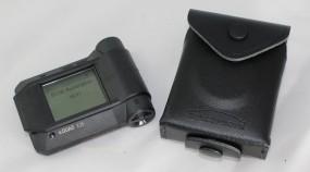 Schutztasche SG für s.QUAD mit Klappfunktion, Leder, geschlossen, mit Displayausschnitt