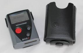 Schutztasche BOSS/RES.Q, Leder, offen, ohne Displayausschnitt