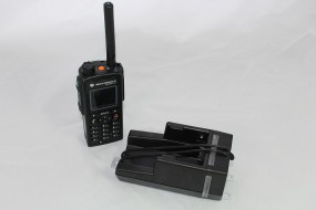 PEITEL LHM850 KFZ Passiv Ladehalterung für MTP850S/FuG MTP830S/FuG