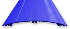 Dachprofil vekehrsblau l=633mm für TOPas