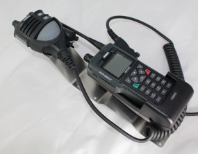 HRT Trägerblech Sepura STP8/9000 - Sepura Passiv / Passiv Plus - Sepura OptiVo Edelstahl roh