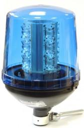 LUXOR Max, blau, Aufsteckmontage
