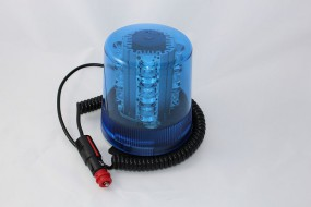 LUXOR-Mini, blau, mit Magnetfuß, 3m