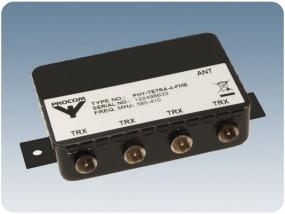 PROCOM 4-Fach Tetra Funkgerätekoppler PHY-TETRA-4-FME