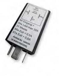 Stromauswerterelais für Xenonblitz 12/24V