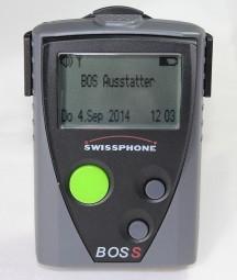 Swissphone BOSS 915 V - solo -