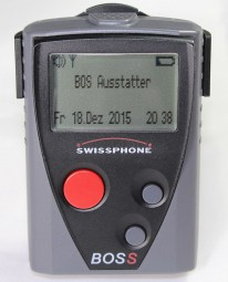 Swissphone BOSS 935 - solo -