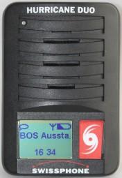 Swissphone HURRICANE DUO - solo -