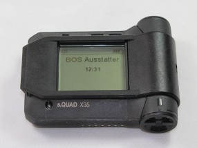 Swissphone s.QUAD X35 Solo