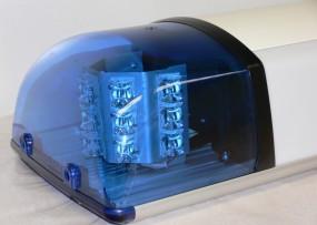 LED-Nachrüstsatz für TOPas Lichtbalken LED-Blitz 8x3, 12V, 320'er Haube