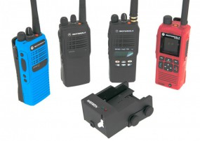 WeTech WTC620 Motorola Passivladehalter 12/24V für Motorola GP360-FuG11 oder Motorola MTP850Ex