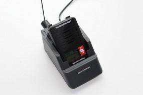 Swissphone Hurricane Duo mit Ladegerät