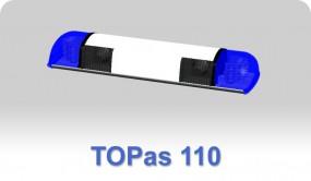 TOPas 110 LED 5x3 mit 2 Lautsprechern