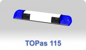 TOPas 115 LED 5x3 mit 2 Lautsprechern