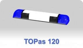 TOPas 120 LED 5x3 mit 2 Lautsprechern