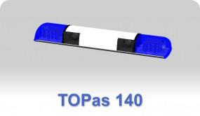 TOPas 140 LED 8x3 mit 2 Lautsprechern