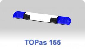 TOPas 155 LED 8x3 mit 2 Lautsprechern