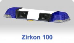 ZIRKON 100 mit 2 Lautsprechern und Blinker, BUS-Ansteuerung