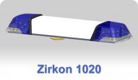 ZIRKON 1020 mm Basisgerät blau mit Blinker