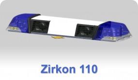ZIRKON 110 mit 2 Lautsprechern und Blinker