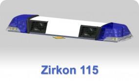 ZIRKON 115 mit 2 Lautsprechern und Blinker, BUS-Ansteuerung