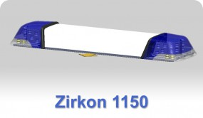 ZIRKON 1150 mm Basisgerät blau mit Blinker