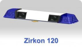 ZIRKON 120 mit 2 Lautsprechern, BUS-Ansteuerung