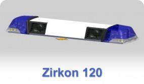 ZIRKON 120 mit 2 Lautsprechern und Blinker