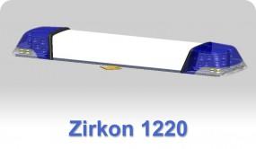 ZIRKON 1220 mm Basisgerät blau mit Blinker