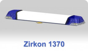 ZIRKON 1370 mm Basisgerät blau mit Blinker