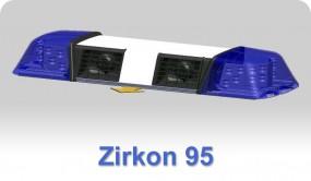 ZIRKON 95 mit 2 Lautsprechern, BUS-Ansteuerung
