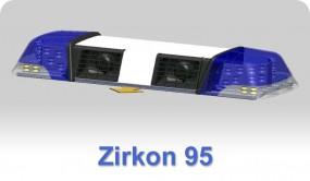 ZIRKON 95 mit 2 Lautsprechern und Blinker