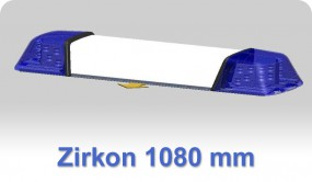 ZIRKON 1080 mm Basisgerät blau