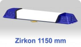 ZIRKON 1150 mm Basisgerät blau