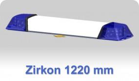 ZIRKON 1220 mm Basisgerät blau