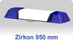 ZIRKON 950 mm Basisgerät blau