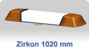 ZIRKON 1020 mm Basisgerät gelb