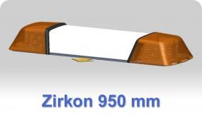 ZIRKON 950 mm Basisgerät gelb