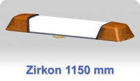 ZIRKON 1150 mm Basisgerät gelb