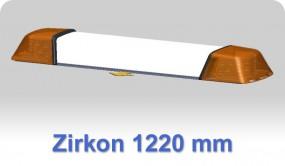 ZIRKON 1220 mm Basisgerät gelb