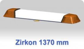 ZIRKON 1370mm Basisgerät gelb